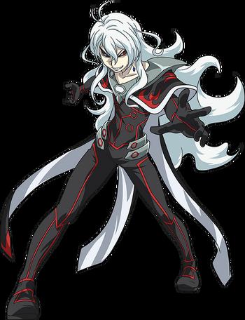 Dread Phoenix Attire