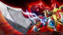 Beyblade Burst Gachi Union Achilles Convert Xtend+ Retsu avatar 23