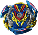 BBGT Slash Valkyrie Blitz Power Retsu Beyblade