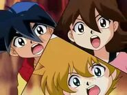 Beyblade V-Force Team Psykick Movie Arc.1 28333