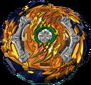 BBGT Wizard Fafnir Ratchet Rise Sen Beyblade