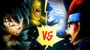 Kyoya vs Gingka