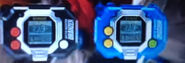 Bey, Bey Battle Analyzers blue and black