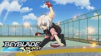 BEYBLADE BURST Episode 2- Kerbeus- Guard Dog of the Underworld!