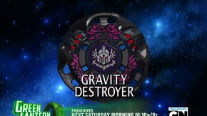 Gravity Destroyer