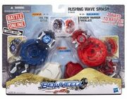 BeywheelzRushingWaveSmash2Pack