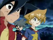 Beyblade V-Force Team Psykick Movie Arc.1 365267