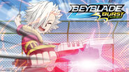 Beyblade Burst Turbo Suoh Poster 1