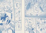 Tsubasa and Yu Manga