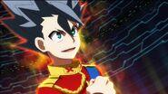Xavier's royal aura
