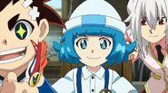 Aiger, Naru, and Shu