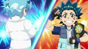 Valt vs. Lui champion battle