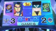 Arman defeats Arthur