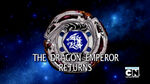 THE DRAGON EMPEROR RETURNS