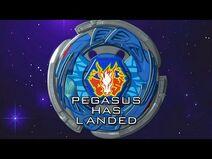 Beyblade Metal Fusion odc 1 Pegasus has Landed!