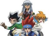 List of Beyblade: Metal Masters Characters