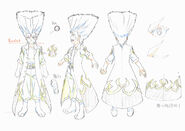 Beyblade Burst Chouzetsu Ranjiro Kiyama Concept Art