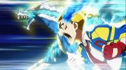 Beyblade Burst Gachi Ace Dragon Sting Charge Zan avatar 27