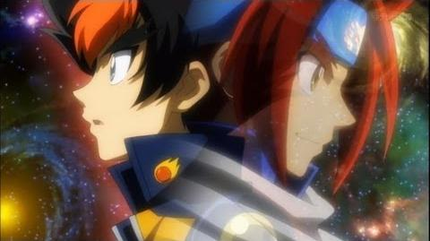 HD Metal Fight Beyblade Zero-G Episode 36 Entrusted Emotions