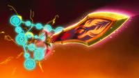 Beyblade Burst Xeno Xcalibur Magnum Impact avatar 5