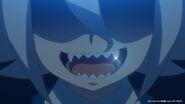 Cilo's vampire smile