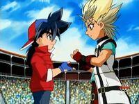 Miguel und Tyson