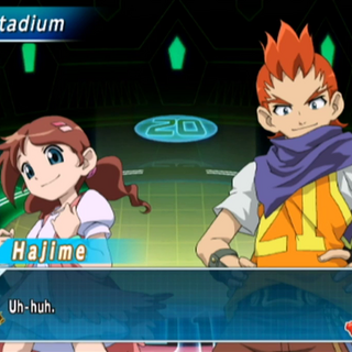 Asami und Hajime