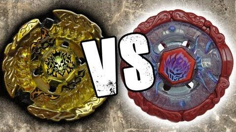 Hell Kerbecs BD145DS VS Fusion Hades AD145SWD - DrigerGT Friday Beyblade Battle Show