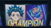 Valt's champion title