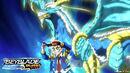 Beyblade Burst Rise Dante Koryu Poster 4