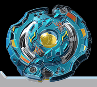 BB Jail Jormungand Infinity Cycle Beyblade