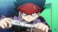 Daigo's battle stance