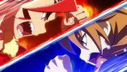Xander vs. Ren Wu auras clash