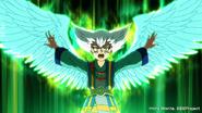 Pheng's aura