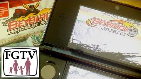 Beyblade Evolution 3DS Preview - More Swapping Than Skylanders