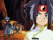 Beyblade V-Force Team Psykick Movie Arc.1 180700