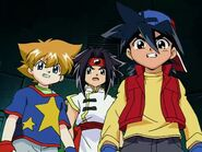 Beyblade V-Force Team Psykick Movie Arc - Kai vs Goki 377033