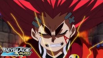 BEYBLADE BURST TURBO Episode 34 - Secret of the Fused Bey!