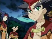 Beyblade V-Force Team Psykick Movie Arc.1 385100