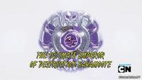THE ULTIMATE EMPEROR OF DESTRUCTIO; BAHAMOOTE