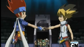 Ginga and Sora meeting