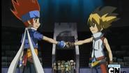 Ginga and Sora meeting