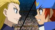 Gingka vs Julian 2