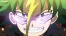 Silas' slasher smile