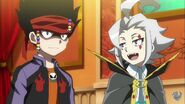 Daigo and Cilo talking