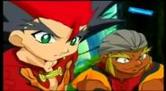 Beyblade V-Force - Max & Ray vs Mariam & Joseph 345478