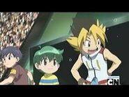 Kenta & Sora's Challenge Match Battle