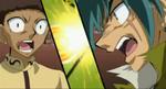 Kyoya vs Senpa