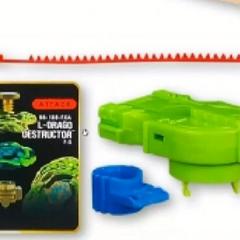 L-Drago Hasbro