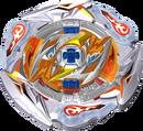BBSK Glide Ragnaruk Wheel Revolve 1S Beyblade (Ranjiro)
